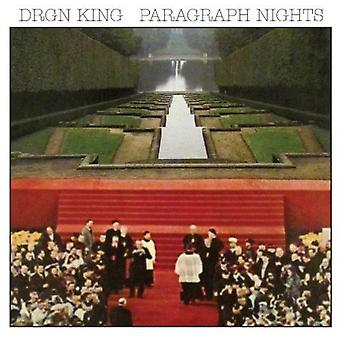 Drgn King - Paragraph Nights [Vinyl] USA import