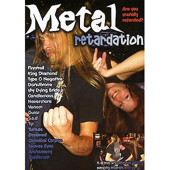 Metal Retardation: Are You Metally Retarded? - Metal Retardation: Are You Metally Retarded? [DVD] USA import