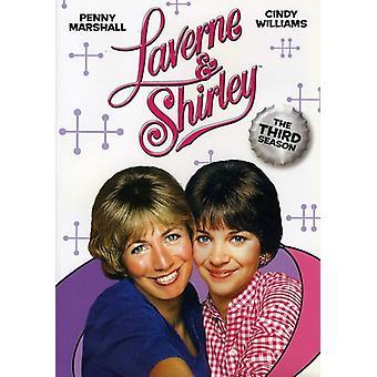 Laverne y Shirley - Laverne y Shirley: Importación de USA de la temporada 3 [DVD]