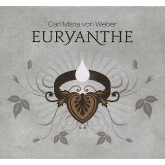 C.M. Von Weber - Carl Maria Von Weber: Euryanthe [CD] USA import