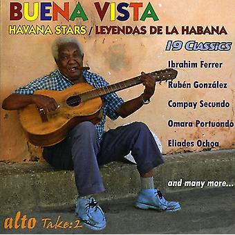 Buena Vista: Ferrer/Gonzalez/Segundo - Leyendas De La Habana: importación de Estados Unidos el Buen Original [CD]