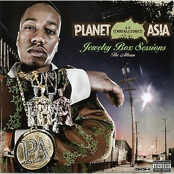 Planet Asia - Jewelry Box Sessions: The Album [CD] USA import