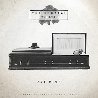 Jez Dior - The Funeral [CD] USA import