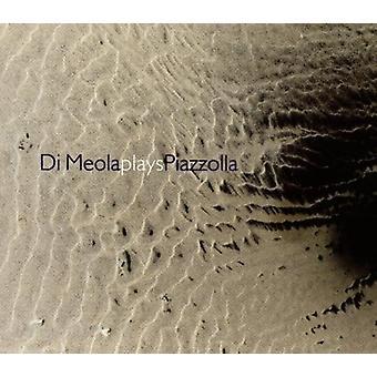 Al Di Meola - Plays Piazzolla [CD] USA import