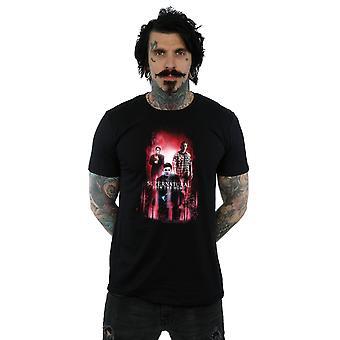 Bovennatuurlijke mannen groep Crowley T-Shirt