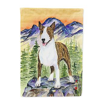 Carolines Treasures  SS8167-FLAG-PARENT Bull Terrier Flag