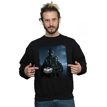 DC Comics mannen Batman Arkham Knight Poster verdrietig Sweatshirt