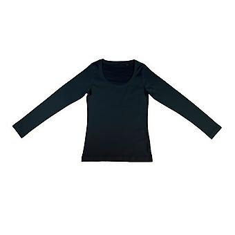 Nakedshirt Womens/Ladies Sheila Long Sleeve Organic Cotton T-Shirt