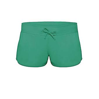 B & C paraíso Womens Splash do suor Shorts