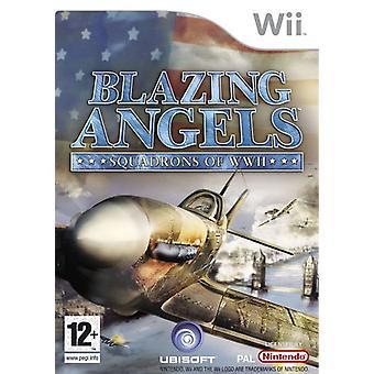 Blazing Angels squadrons van WW II (Wii)-nieuw