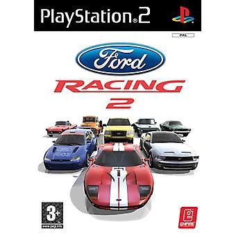 Ford Racing 2 (PS2) - Nieuwe fabriek verzegeld