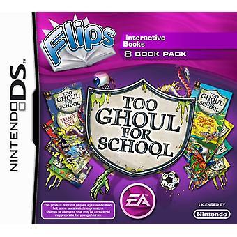 Flips Too Ghoul for School (Nintendo DS) - Nouveau