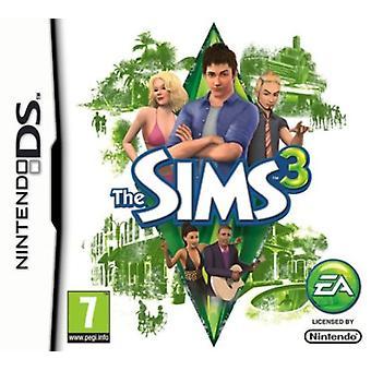 The Sims 3 (Nintendo DS) - som ny