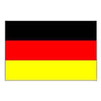Германия флаг 5 футов x 3 футов с петельками для подвешивания