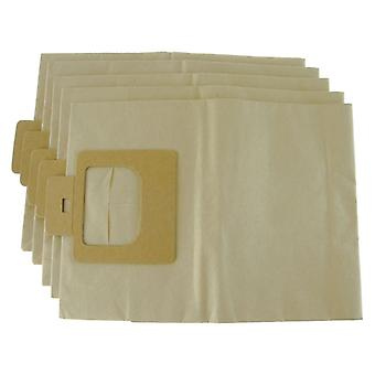 Moulinexin Kompakti pölynimuri Dust paperipussit