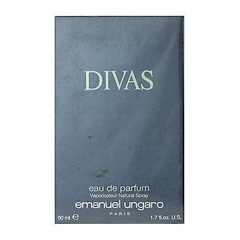 Emanuel Ungaro Divas Eau De Parfum Spray 1.7Oz/50ml In Box