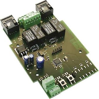 TAMS Elektronik 51-04156-01-C Schattenbahnhof controle controlador de pista componente pré-fab