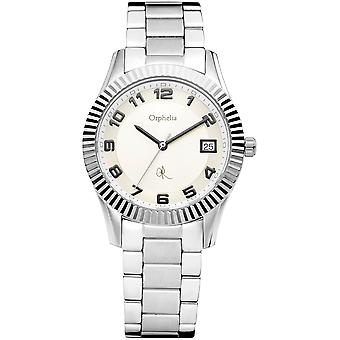 ORPHELIA Ladies Analogue Watch Positive Feeling Silver Stainless steel 132-2705-88