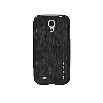 Body käsine Fusion Steel kotelo Samsung Galaxy S4 (musta)
