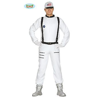Traje de astronauta para o traje de astronauta masculino traje Mr spaceman carnaval
