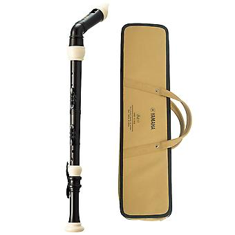 Yamaha YRB302B Brown and White Bass Recorder