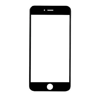 Stuff Certified ® iPhone Plus 8 A + Quality Front Glass - Black