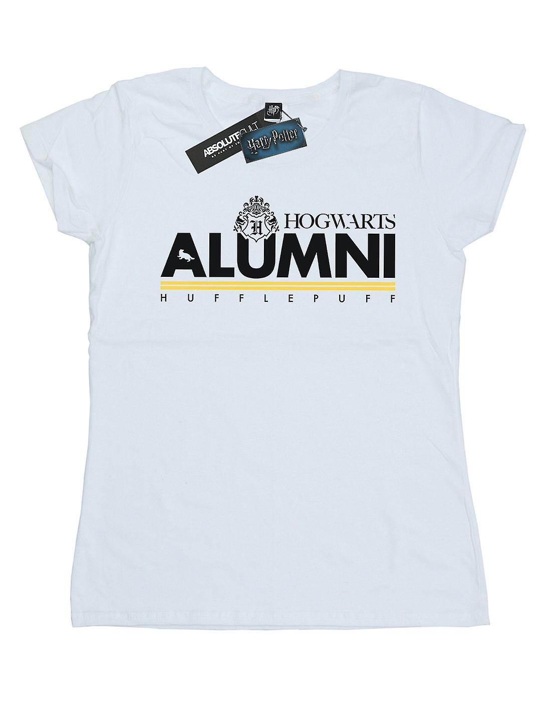 Harry Potter Women's Hogwarts Alumni Hufflepuff T-Shirt