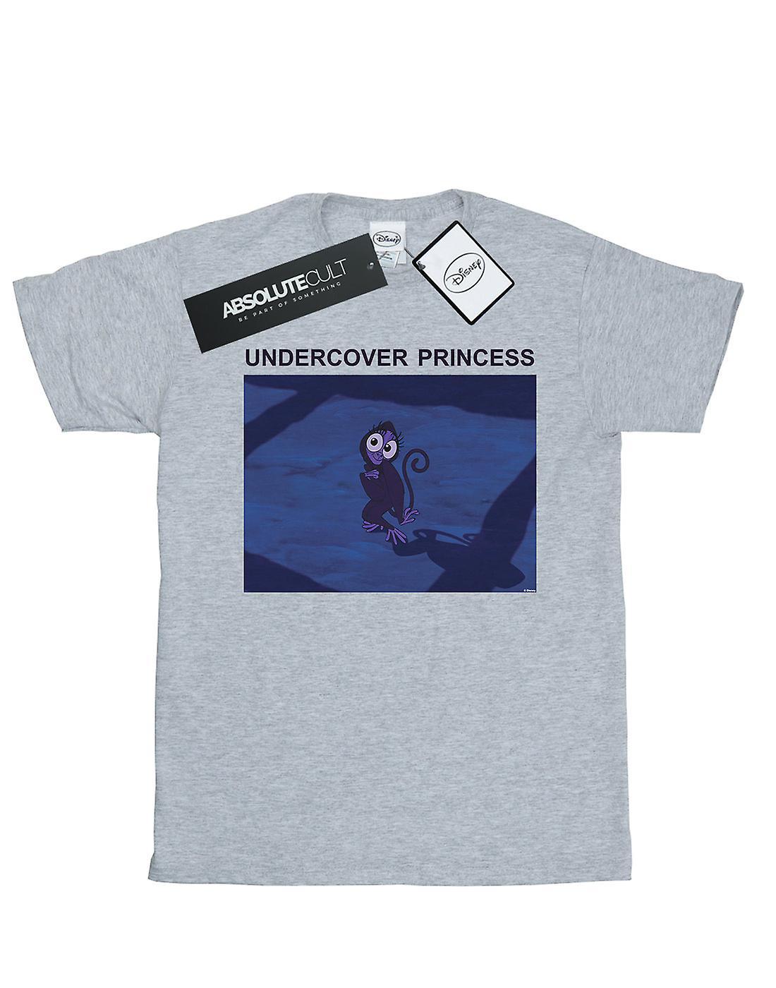Disney Men's Aladdin Undercover Princess T-Shirt