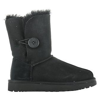 UGG Bailey Button II Black 1016226BLK universal winter women shoes
