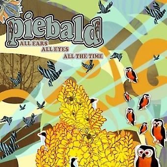 Piebald - All Ears All Eyes All the Time [CD] USA import