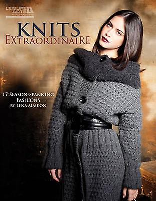 Knits Extraordinaire - 17 Season-spanning Fashions by Lena Maikon by L