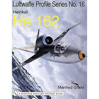 De Luftwaffe Profile serie No. 16 door Manfred Griehl - 9780764314308