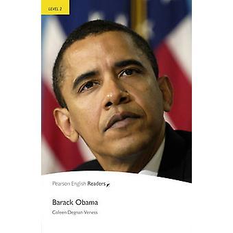 Barack Obama Book for Pack - Level 2 by Coleen Degnan-Veness - 9781408