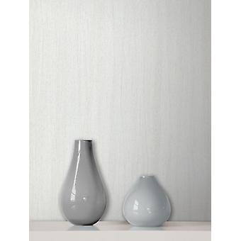 Elegante Milano 6 onda textura cinza, papel de parede parede decoração 10,05 m x 0,53 m