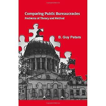Comparing public bureaucracies