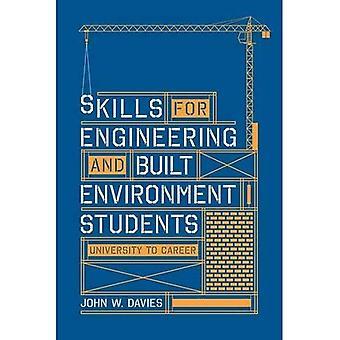 Habilidades para la ingeniería y los estudiantes de medio ambiente