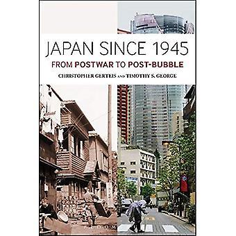 Japan sedan 1945