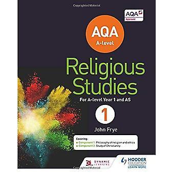 AQA A-nivå religionsvitenskap år 1: inkludert AS