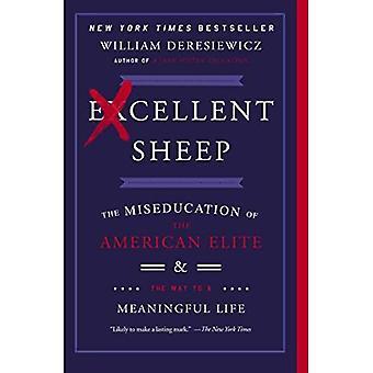 Excellent mouton: La Miseducation de l'élite américaine et la manière d'une qualité de vie personnelle