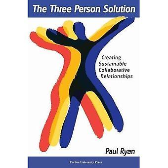 De drie persoon-oplossing