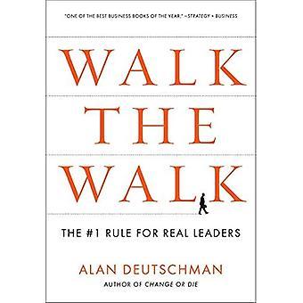 Gang på gang: regel for rigtige ledere