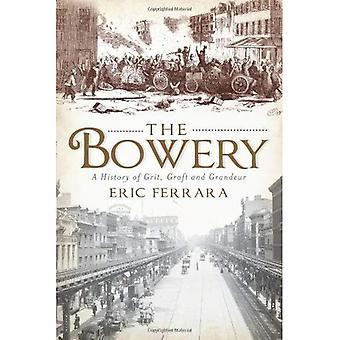 Bowery: Fortællinger fra New York Citys Skid Row