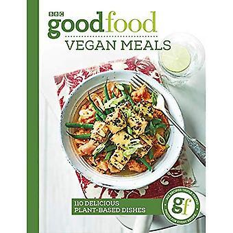 Bonne nourriture: Vegan repas: 110 délicieux plats à base de plantes