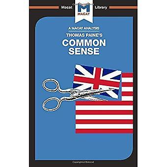 Common Sense (The Macat Library)