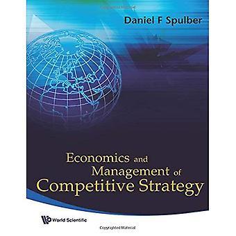 Ekonomi och förvaltning av konkurrensstrategi