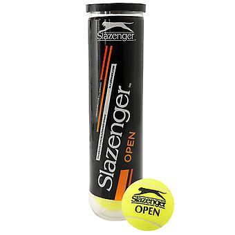 Bolas de tênis aberto SLAZENGER Unisex