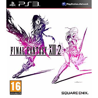 Final Fantasy XIII-2-Standard Edition (PS3)-fabriken förseglad