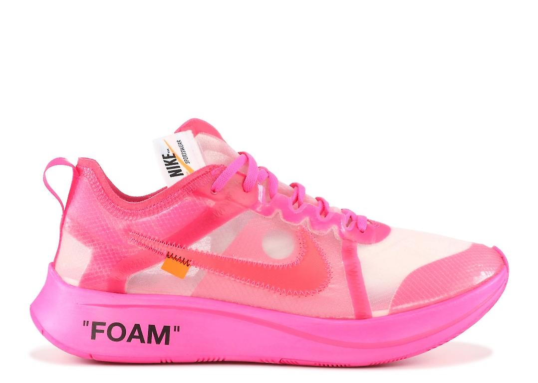 "10: Nike Zoom Fly 'Off White""- Aj4588-600 - sko"