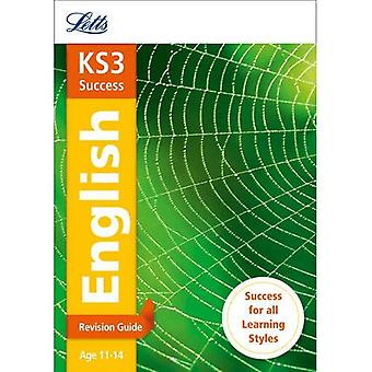 KS3 English: Revision Guide (Letts KS3 Revision Success - New 2014 Curriculum) (Letts Key Stage 3 Revision)