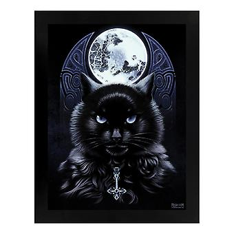 Requiem Collective The Bewitching Hour Wooden Framed Print